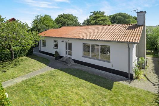 Villa på Nørre Alle i Spøttrup - Ejendom 1