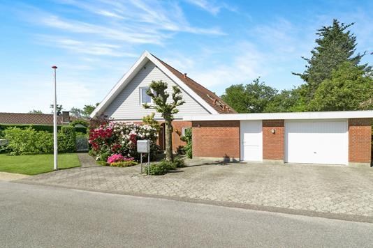 Villa på Liljehaven i Roslev - Ejendom 1