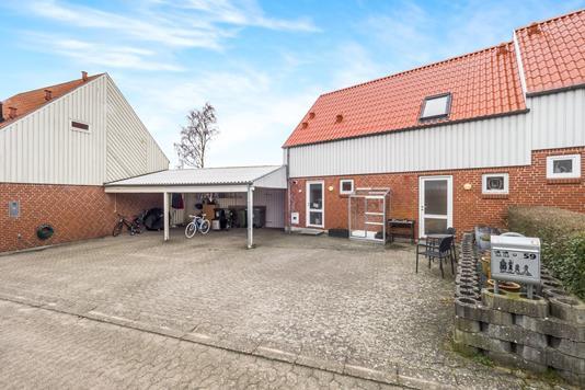 Villa på Lokesvej i Skive - Ejendommen