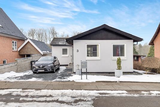 Villa på Sandbyvej i Skive - Ejendommen