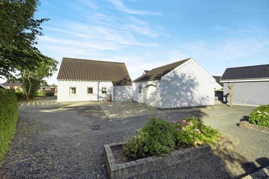Villa på Viborgvej i Højslev - Ejendom 1