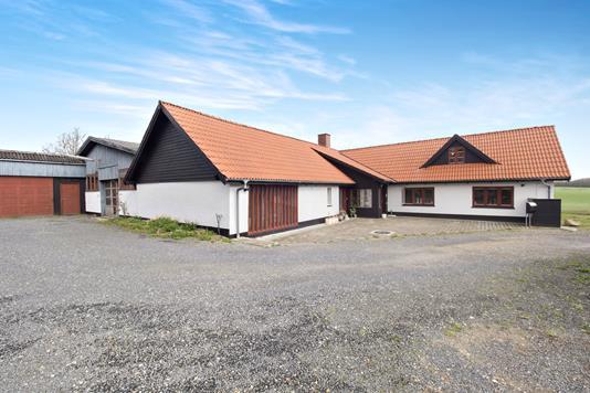 Villa på Furvej i Skive - Ejendommen