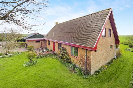 Villa på Præstegårdsmarken i Spøttrup - Ejendom 1