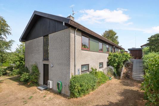Villa på Fjordbakkevej i Roslev - Ejendom 1