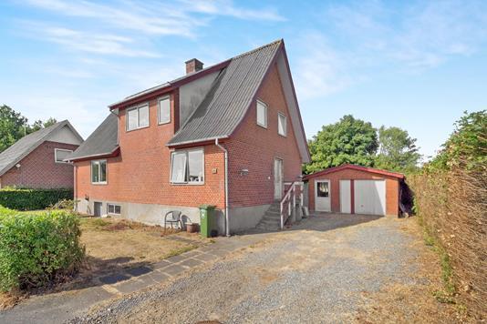 Villa på Brøndum Kirkevej i Spøttrup - Ejendom 1