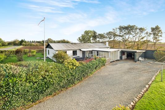 Villa på Jebjerggårdvej i Roslev - Ejendom 1