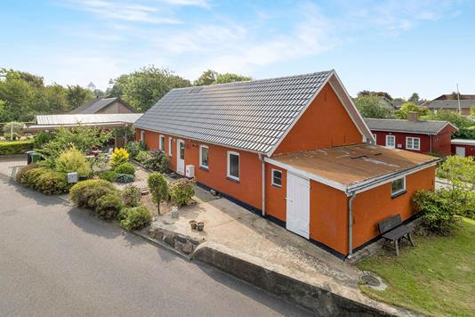 Villa på Gl. Floutrupvej i Roslev - Ejendom 1