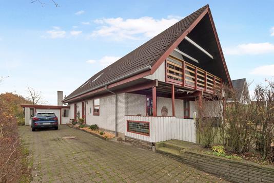 Villa på Pilevej i Roslev - Ejendom 1