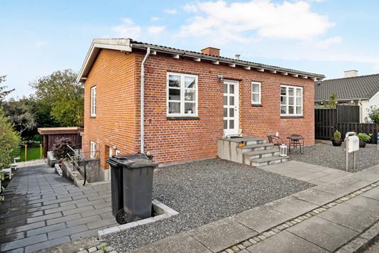 Villa på Vester Fælled Vej i Skive - Ejendom 1