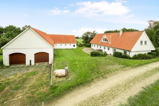 Villa på Dalstrupvej i Roslev - Ejendom 1