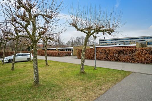 Villa på Ystadvej i Nærum - Udendørs