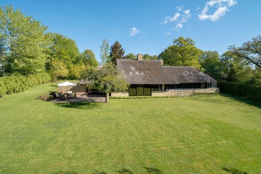Villa på Østerskov Vænge i Vedbæk - Ejendommen