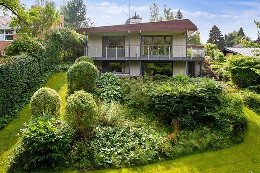 Villa på Højleddet i Holte - Ejendommen