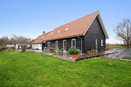 Villa på Caroline Mathilde Sti i Vedbæk - Ejendommen