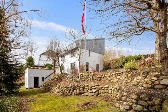 Villa på Morlenesvej i Holte - Ejendommen