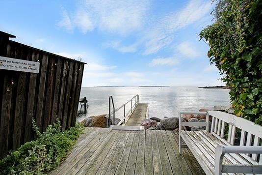 Villa på Gl Strandvej i Humlebæk - Udsigt