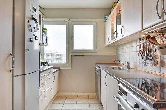 Ejerlejlighed på Teglgårdsvej i Humlebæk - Køkken