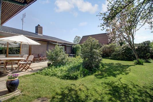 Villa på Gl Strandvej i Humlebæk - Terrasse