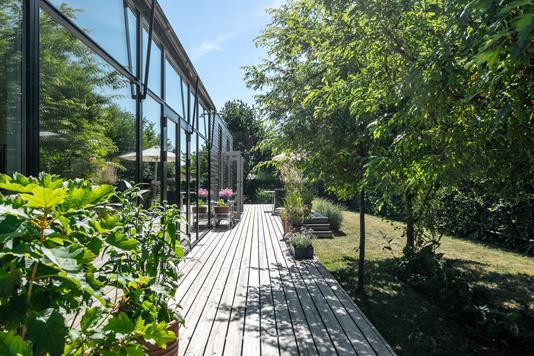 Villa på Hejreskov Alle i Humlebæk - Ejendommen