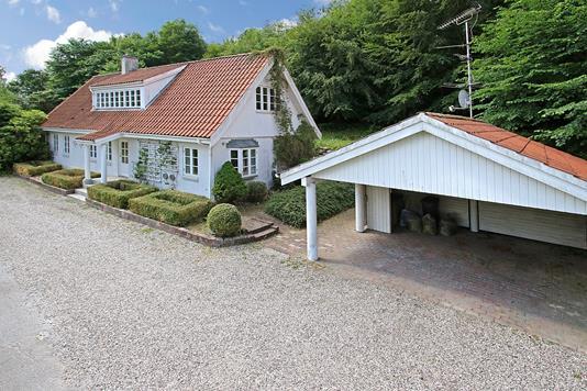 Villa på Kellerisvej i Kvistgård - Ejendommen