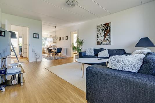 Ejerlejlighed på Teglgårdsvej i Humlebæk - Stue