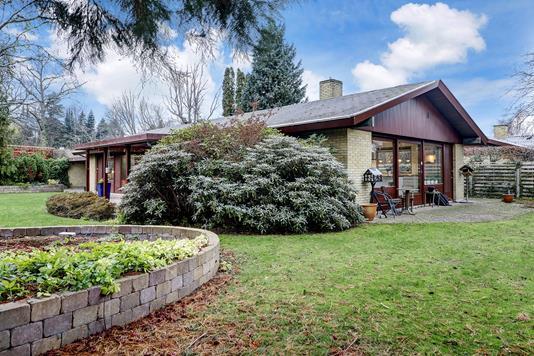 Villa på Constantiaparken i Rungsted Kyst - Ejendommen