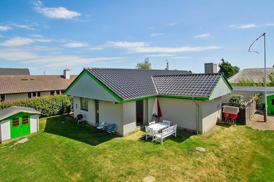Villa på Munkebakkevej i Egå - Ejendommen