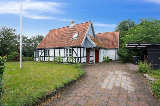 Villa på Ryvangs Allé i Risskov - Ejendommen