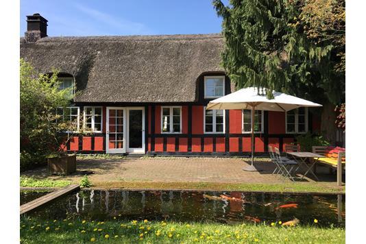 Villa på Østre Skovvej i Risskov - Ejendommen