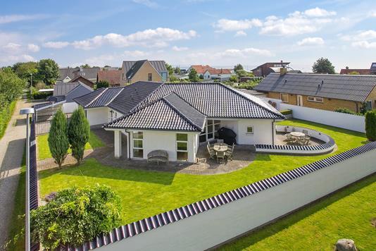Villa på Havgårdsvej i Risskov - Ejendommen