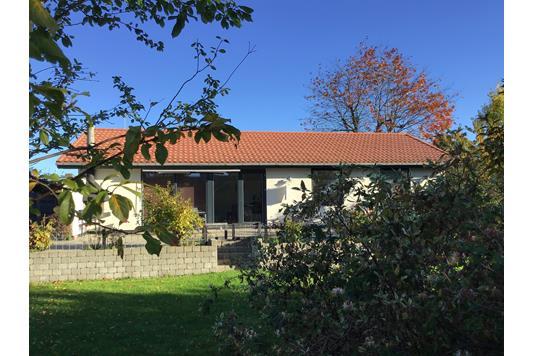Villa på Munkevænget i Egå - Ejendommen