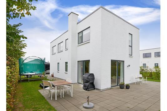 Villa på Anemonevej i Skanderborg - Facade
