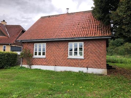 Villa på Bjertrup Skovvej i Hørning - Andet