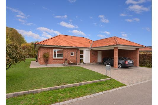 Villa på Overskovvej i Hørning - Andet