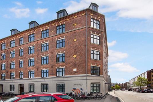 Andelsbolig på Frederiksborgvej i København NV - Ejendom 1