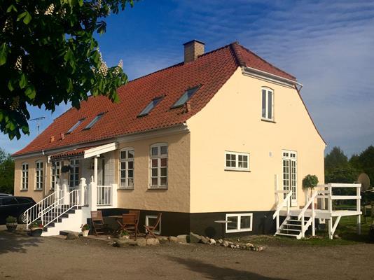 Landejendom på Kalvebodvej i Dragør - Stuehus