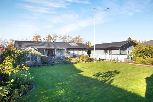 Villa på Fælledvej i Dragør - Ejendommen
