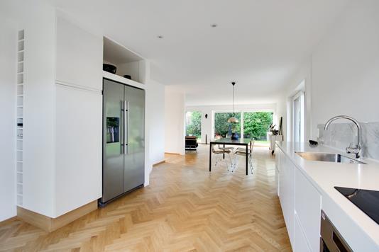 Villa på Hollændervej i Dragør - Køkken