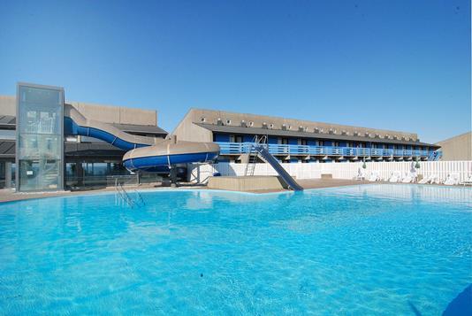 Fritidsbolig på Kystvejen i Hirtshals - Swimmingpool