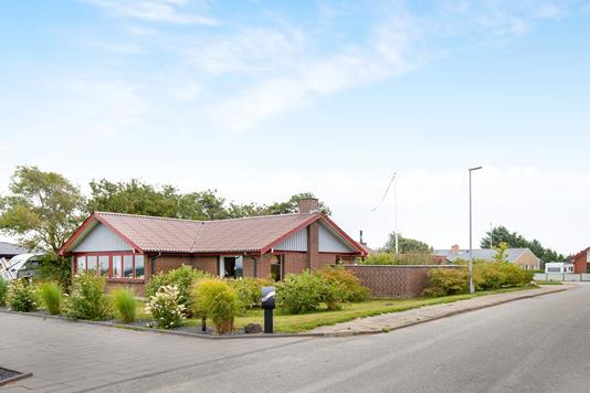 Villa på Møllegårdsvej i Hirtshals - Ejendom 1