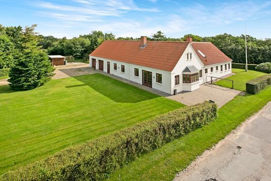 Villa på Mads Sørensensvej i Hirtshals - Ejendommen