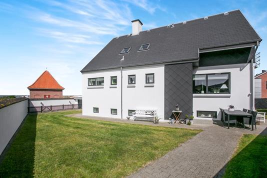 Villa på Skagerakvej i Hirtshals - Ejendommen