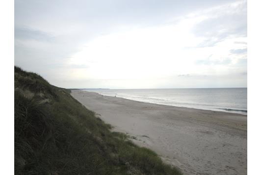 Fritidsgrund på Stenbjergvej i Hirtshals - Strand