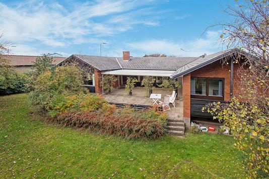 Villa på Islandsgade i Hirtshals - Ejendommen