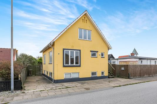 Villa på Thurøgade i Hirtshals - Ejendommen