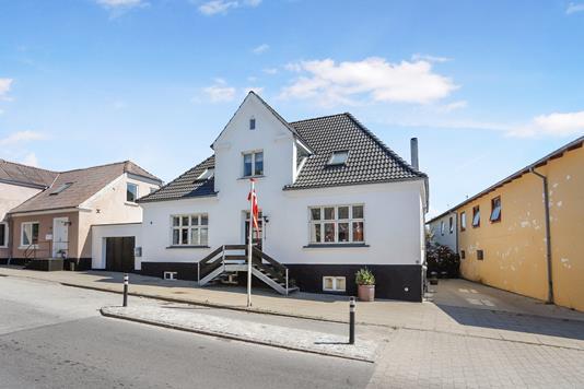 Villa på Nørrebro i Bindslev - Ejendom 1