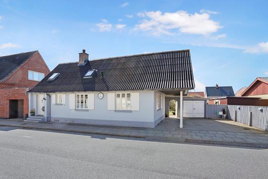Villa på Fynsgade i Hirtshals - Ejendom 1