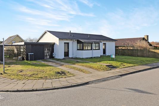 Villa på Tingvej i Hirtshals - Ejendommen