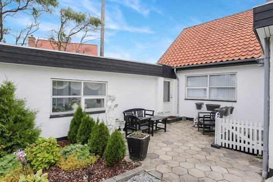 Villa på Margrethevej i Hirtshals - Ejendommen