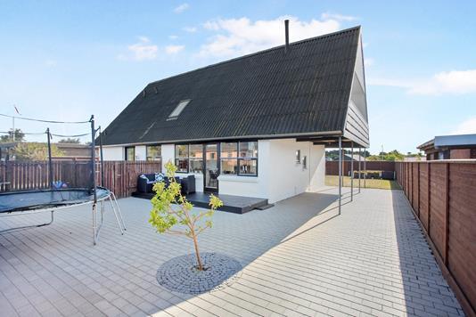Villa på Kløvervangen i Hirtshals - Ejendom 1